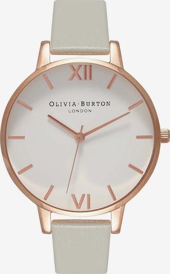 Olivia Burton Uhr in grau, Produktansicht