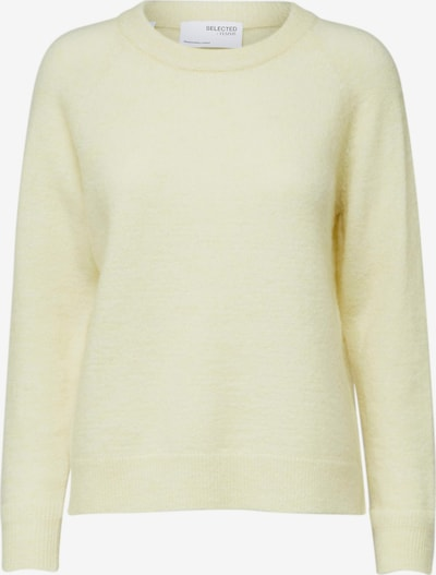 SELECTED FEMME Pulover 'Lulu' u pastelno žuta, Pregled proizvoda