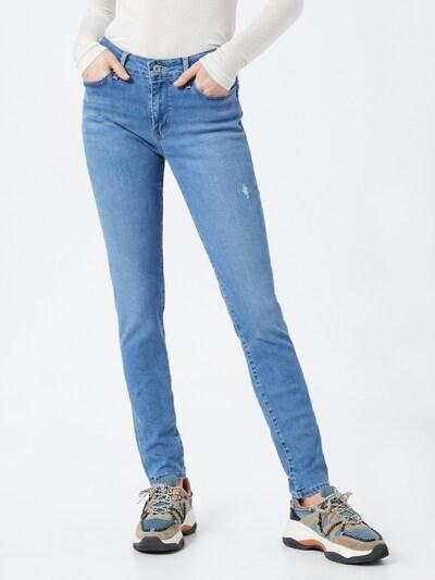 Jeans '711™ Skinny' LEVI'S pe denim albastru, Vizualizare model