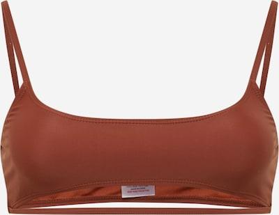 Public Desire Curve Bikini top in Caramel, Item view