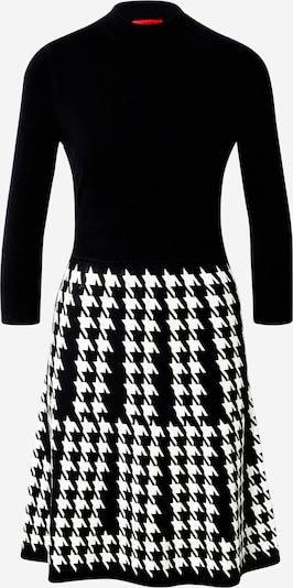 HUGO Kleid 'Sieny' in schwarz / weiß, Produktansicht