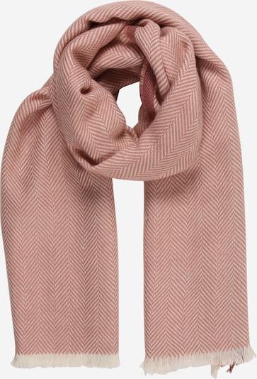 Šalikas 'Herringbone' iš Dorothy Perkins , spalva - rožinė / balta, Prekių apžvalga