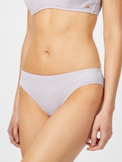ROXY Bas de bikini 'MIND OF FREEDOM' en lilas / blanc: Vue de face