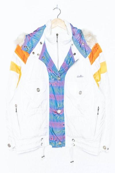 ELLESSE Skijacke in M in weiß, Produktansicht