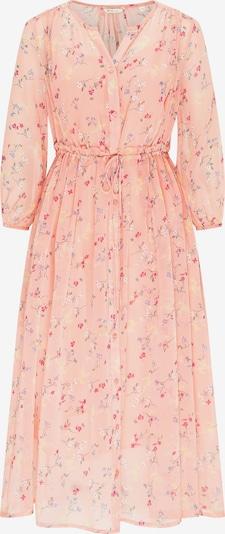 MUSTANG Sommerkleid in blau / gelb / grün / rosé, Produktansicht