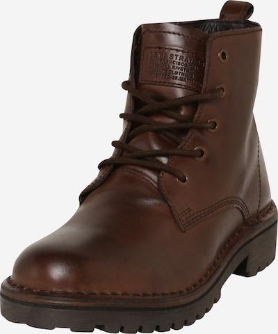 LEVI'S Botines con cordones 'Tracky' en marrón oscuro, Vista del producto