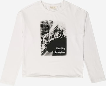 T-Shirt OVS en blanc