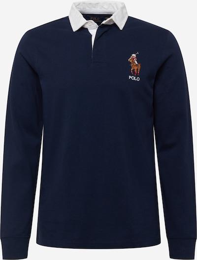 Polo Ralph Lauren Majica u mornarsko plava / bijela, Pregled proizvoda