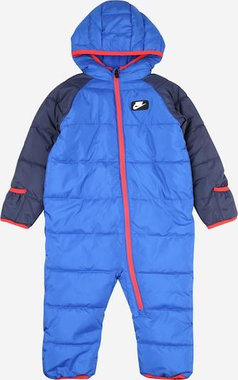 Nike Sportswear Overall 'Cire' in de kleur Navy / Donkerblauw / Watermeloen rood, Productweergave