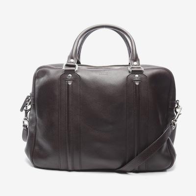 Gucci Ledertasche in One Size in dunkelbraun, Produktansicht