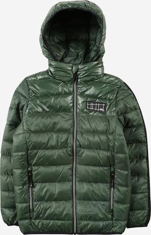 Veste mi-saison 'Hao' Molo en vert