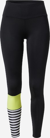 Hey Honey Workout Pants in Black
