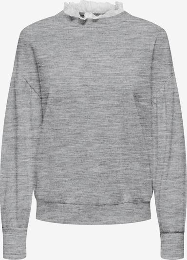 ONLY Sweatshirt 'ONLLISA' in graumeliert, Produktansicht