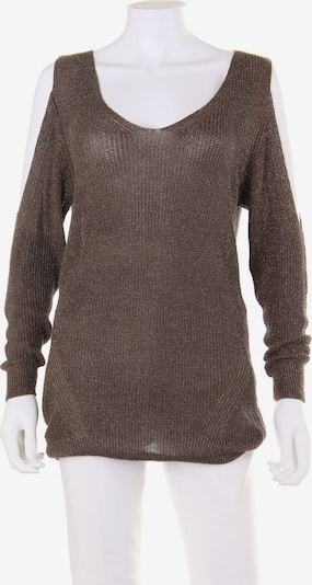 ANISTON Sweater & Cardigan in M in Olive / Silver, Item view