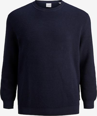 Jack & Jones Plus Džemperis 'JJELIAM' jūraszils, Preces skats
