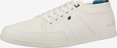 Sneaker low BOXFRESH pe alb, Vizualizare produs