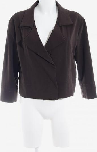 ZEBRA Jacket & Coat in L in Dark brown: Frontal view