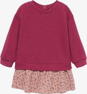 Robe 'Rita' MANGO KIDS en rose