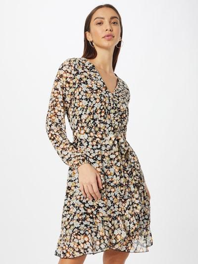 SISTERS POINT Dress 'Greto' in Mustard / Black / White, View model