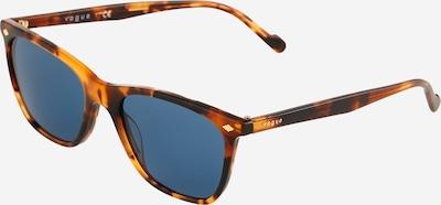 VOGUE Eyewear Sončna očala | modra / rjava / med barva, Prikaz izdelka