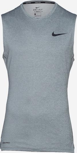 Sportiniai marškinėliai iš NIKE , spalva - pilka / juoda, Prekių apžvalga