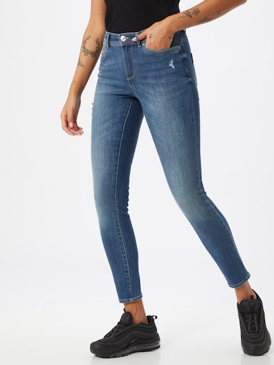 ONLY Jeans in blue denim, Modelansicht