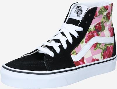 VANS Sneaker 'UA SK8-Hi' in rosa / schwarz / weiß, Produktansicht