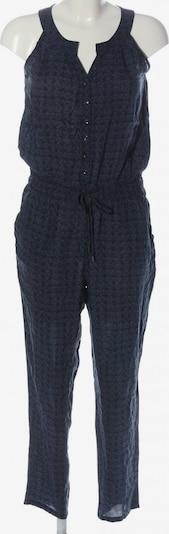17&co. Langer Jumpsuit in S in blau / schwarz, Produktansicht