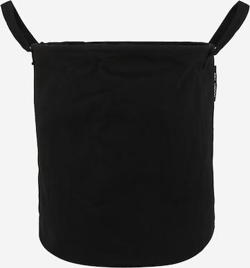 juoda ABOUT YOU Skalbinių krepšys 'Comfy S'