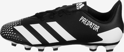 ADIDAS PERFORMANCE Fußballschuh 'Predator 20.4 FxG J' in schwarz / weiß, Produktansicht