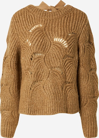 modström Sweater 'Maja' in Brown