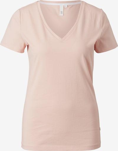 Q/S designed by Shirt in pink, Produktansicht