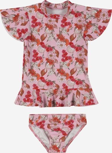 Seafolly Jednodielne plavky - ružová / červená / biela, Produkt