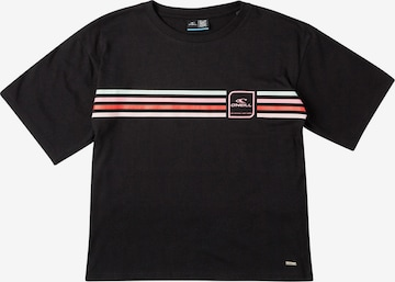 O'NEILL Shirt 'Rainbow' in Schwarz