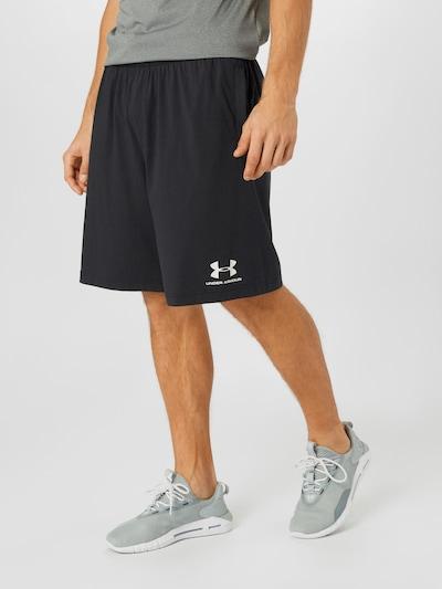 UNDER ARMOUR Sportsbukser i sort, Modelvisning