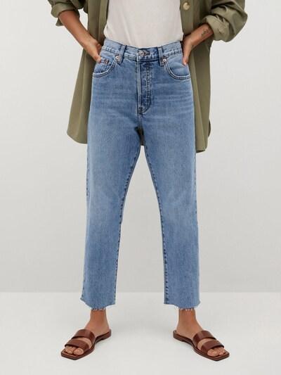 Jeans 'Havana' MANGO pe albastru denim, Vizualizare model
