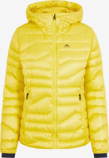 J.Lindeberg Jacke in gelb, Produktansicht