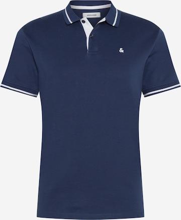 Tricou de la JACK & JONES pe albastru