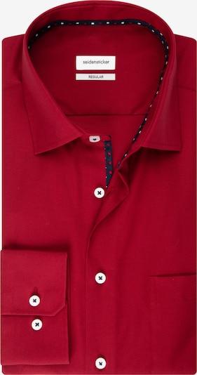 SEIDENSTICKER Business Hemd ' Regular ' in rot, Produktansicht