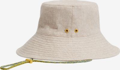MANGO Hattu 'BUCK' värissä hiekka, Tuotenäkymä