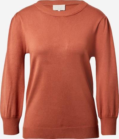 minus Pullover 'Mersin' in rostrot, Produktansicht