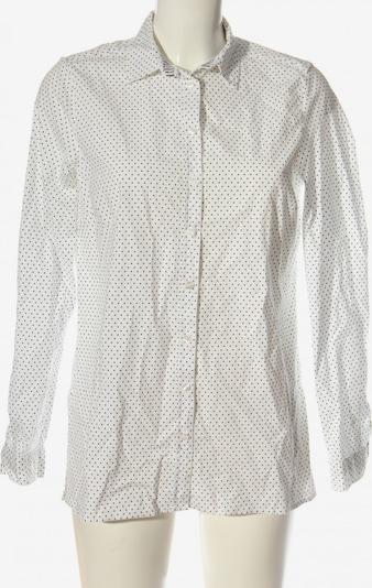 Milano Italy Langarmhemd in S in schwarz / weiß, Produktansicht