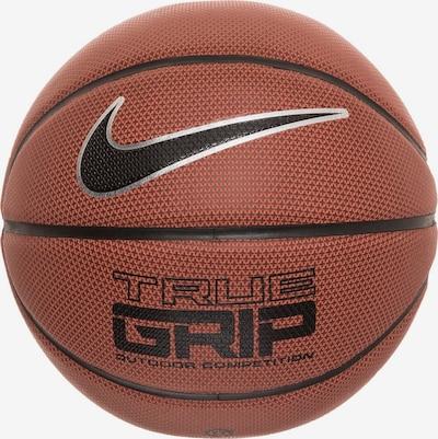 NIKE Basketball 'Full Court 8P' in braun / schwarz / silber, Produktansicht