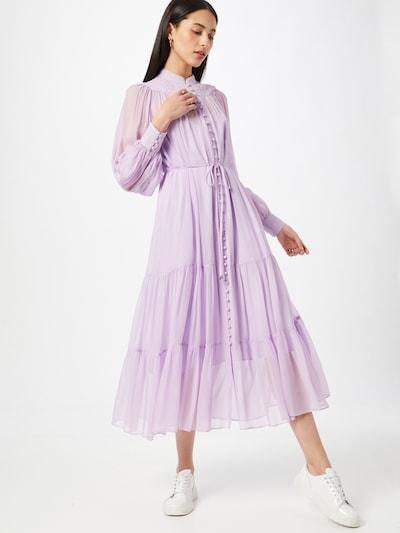 The Kooples Košilové šaty - bledě fialová, Model/ka