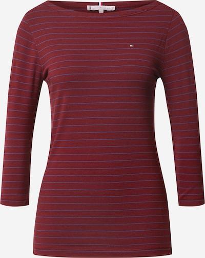 TOMMY HILFIGER T-Krekls karaliski zils / tumši sarkans, Preces skats