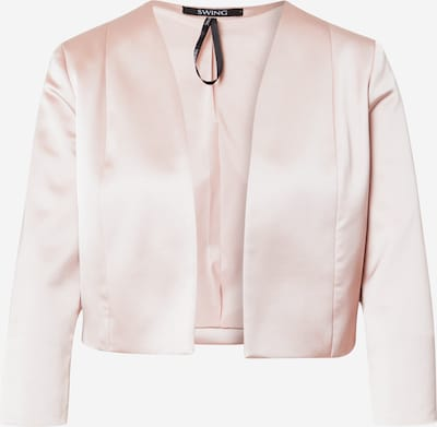 SWING Bolerko w kolorze różowy pudrowym, Podgląd produktu