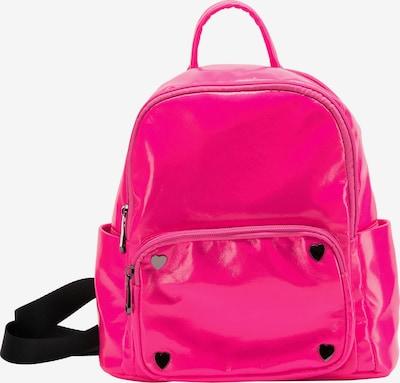 MYMO Sac à dos en rose, Vue avec produit