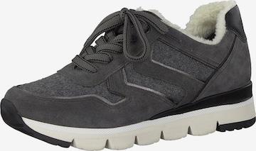 MARCO TOZZI Sneaker in Grau