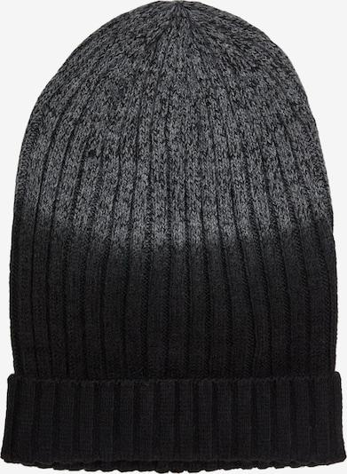 s.Oliver Muts in de kleur Grijs / Zwart, Productweergave