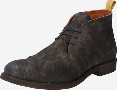 Boots chukka 'NORTHLEW' REPLAY di colore marrone / cioccolato / verde / nero, Visualizzazione prodotti